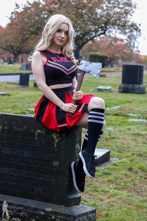 Buffy the Vampire Slayer Cosplay