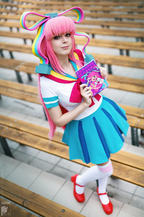 GIFfany from Gravity Falls Cosplay