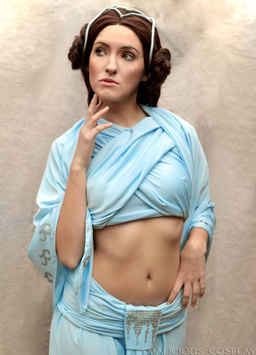 Tatooine Padme Cosplay