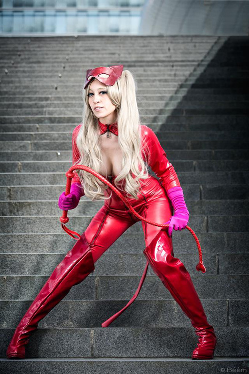 Ann Takamaki from Persona 5 Cosplay
