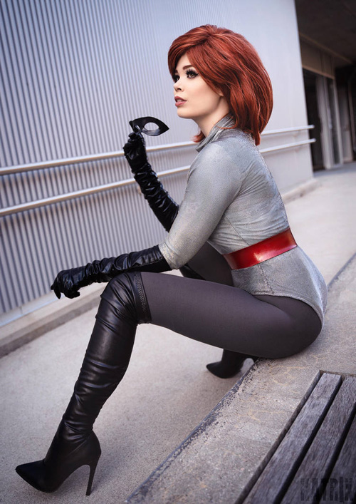 Elastigirl From The Incredibles 2 Cosplay