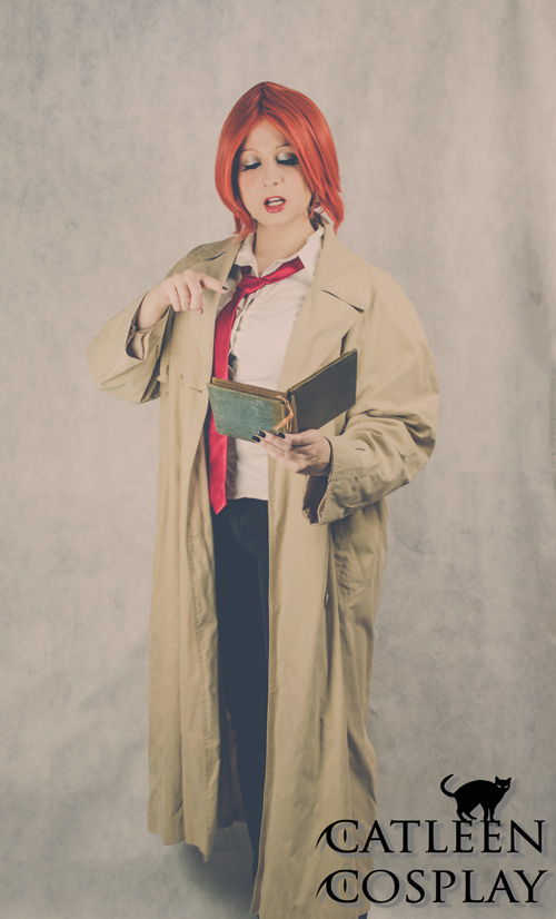 Joan Constantine Cosplay