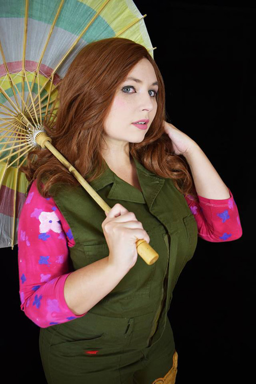 Kaylee Frye from Firefly Cosplay