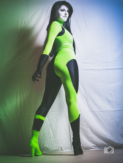 Shego from Kim Possible Cosplay