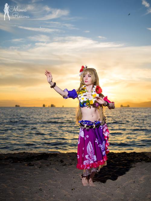 Kotori Minami from Love Live! School Idol Festival Cosplay