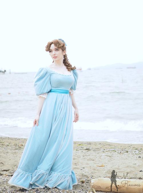 Wendy Darling from Peter Pan Cosplay