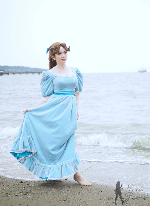 Wendy Darling from Peter Pan Cosplay