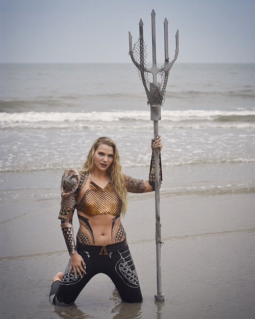 Aquaman Cosplay
