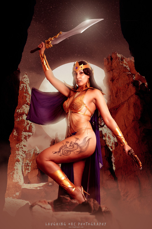 Dejah Thoris�Cosplay