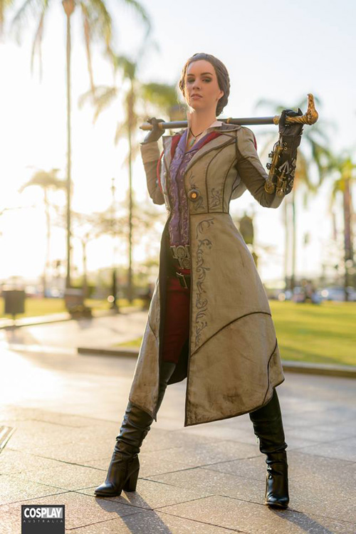 Evie Frye from Assassins Creed Syndicate Cosplay