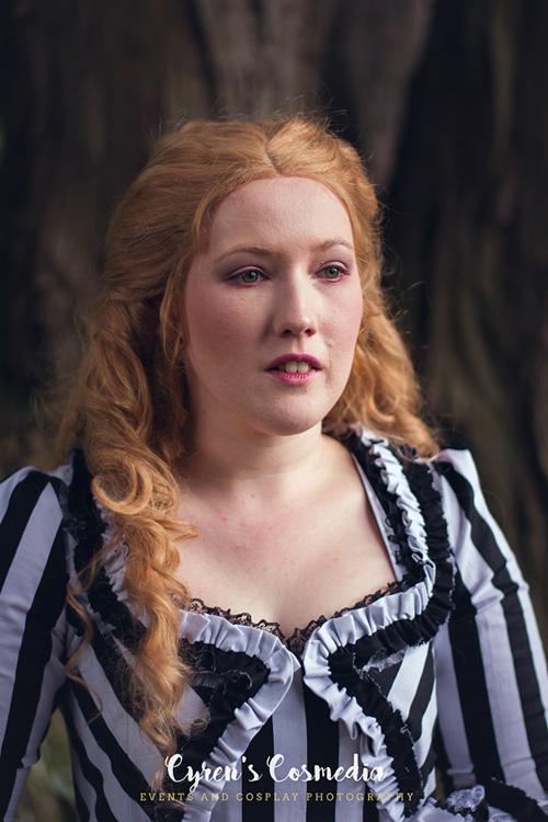Katrina Van Tassel from Sleepy Hollow Cosplay