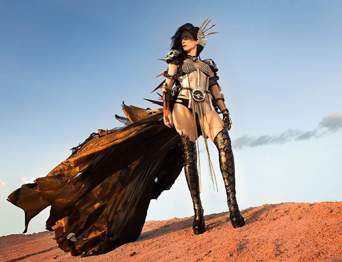 Mad Max-Fury Road: War Rig Inspired Cosplay