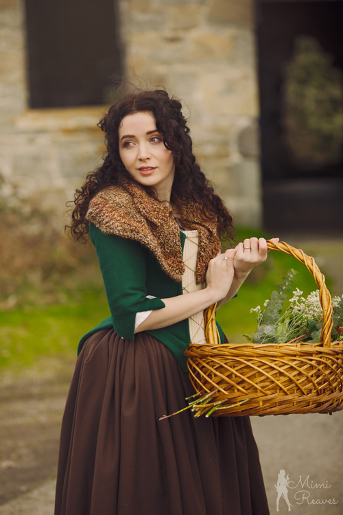 Claire Fraser from Outlander Cosplay