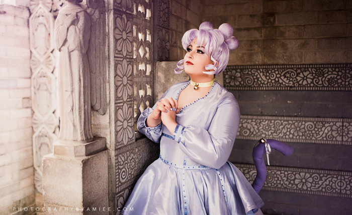 Diana from Sailor Moon Cosplay
