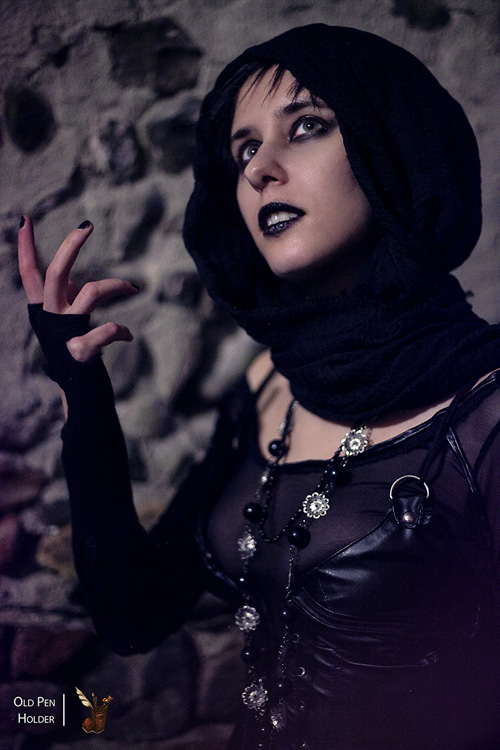 Erin from Thief Cosplay