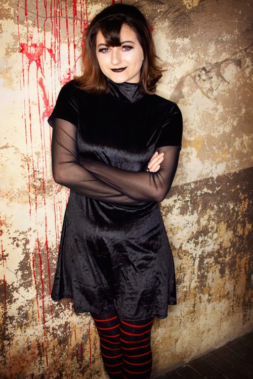 Mavis Dracula from Hotel Transylvania Cosplay