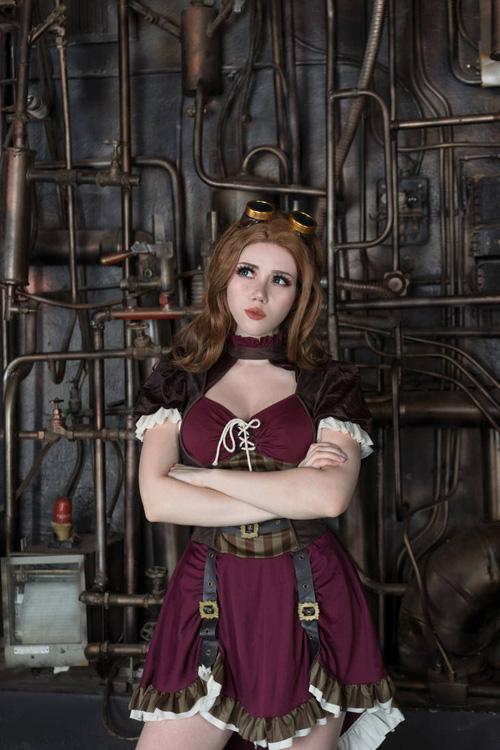 Steampunk Girl Photoshoot