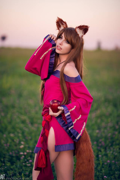 Holo from Spice and Wolf�Cosplay