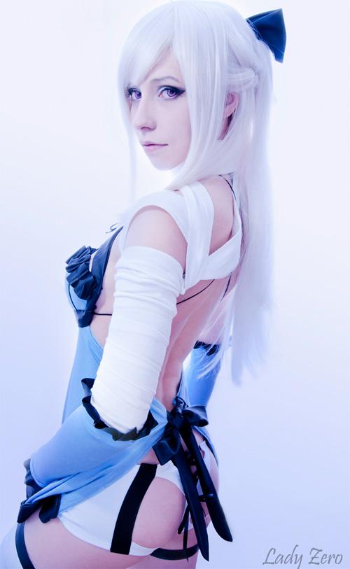 zero from drakengard 3 cosplay