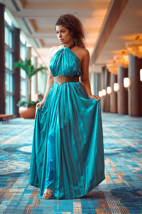 Missandei from Game of Thrones Cosplay