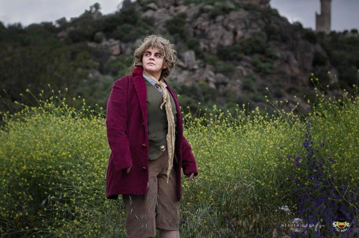 Bilbo Baggins from The Hobbit Crossplay