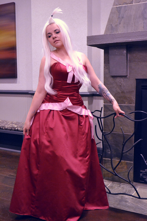 Mirajane from Fairy Tail Cosplay