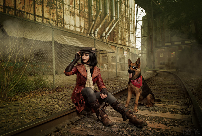 Piper�from Fallout 4 Cosplay