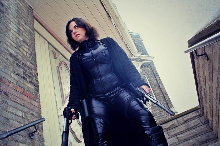 Selene from Underworld Cosplay