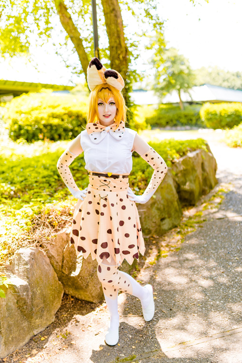 Serval from Kemono Friends Cosplay