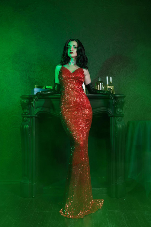 Madam Satan from Chilling Adventures of Sabrina Cosplay