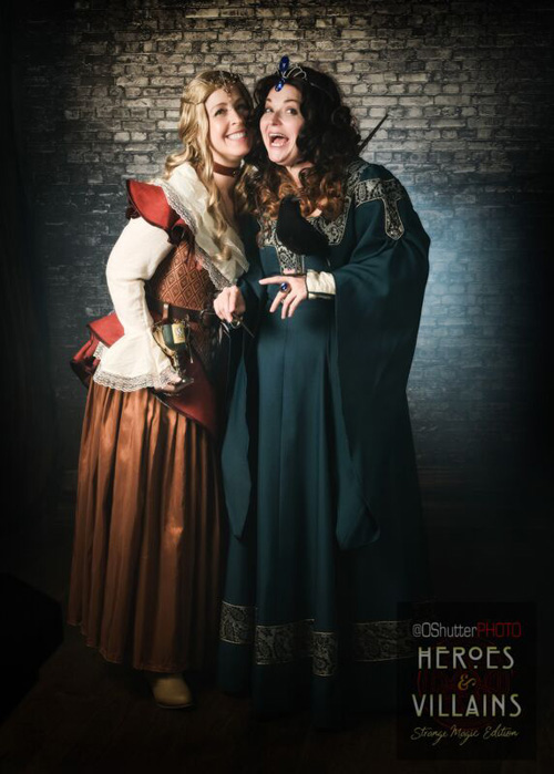 Hogwarts Founders Group Cosplay