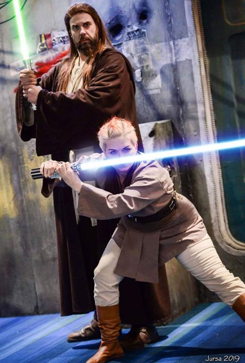 Jedi Cosplays
