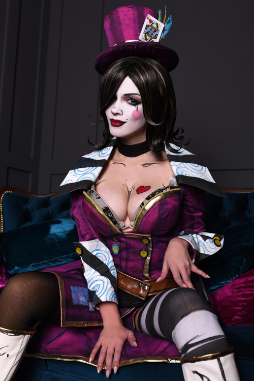 Steam Mad Moxxi Cosplay Myfamilypies 1