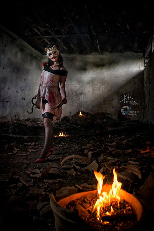 Splicer from BioShock Cosplay