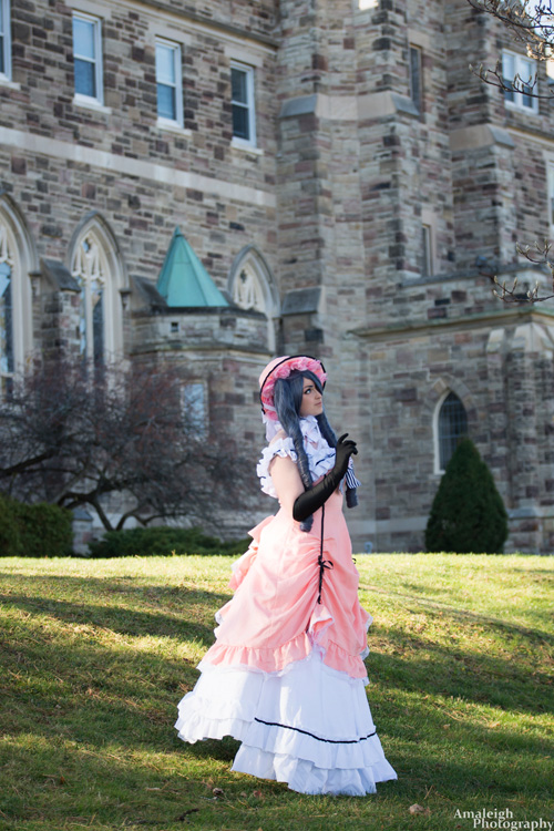 Ciel from Black Butler Cosplay