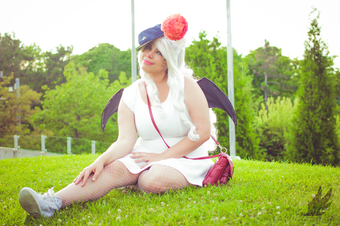 Delivery Moogle Cosplay