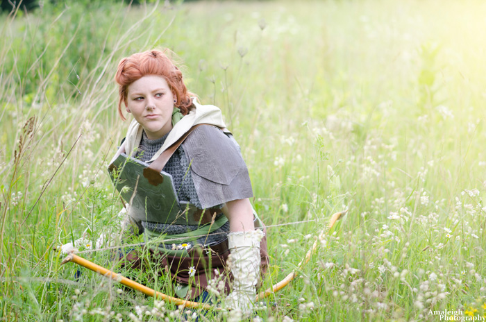 Dragon Age: Inquisition Cosplays