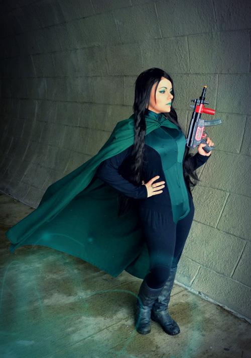 Madame Hydra/Viper Cosplay