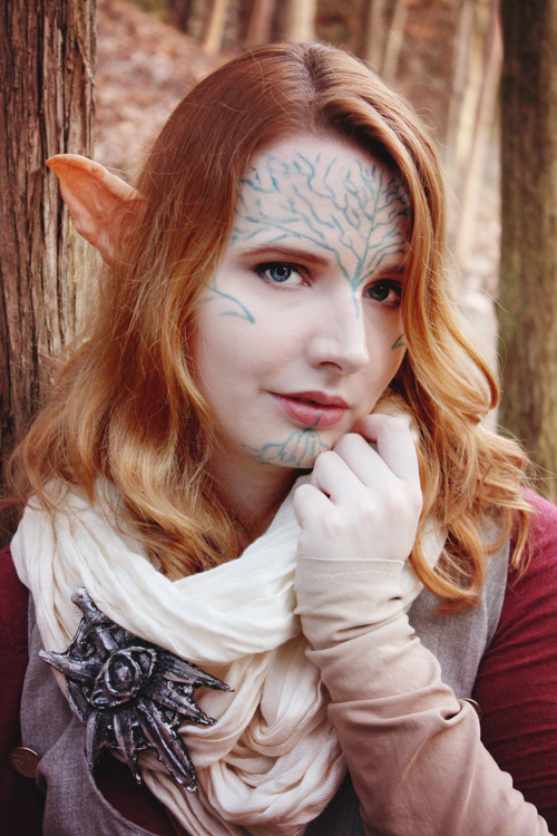 Inquisitor Lavellan Cosplay