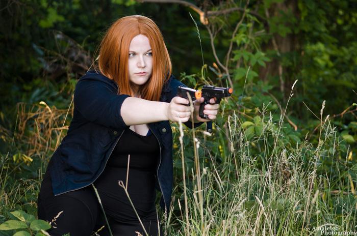 Natasha Romanoff Cosplay
