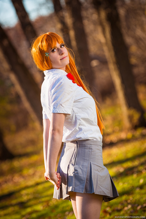 Orihime from Bleach Cosplay