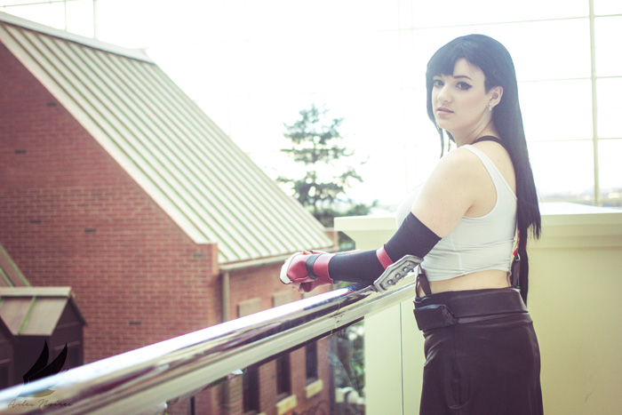 Tifa Lockhart from Final Fantasy 7 Cosplay