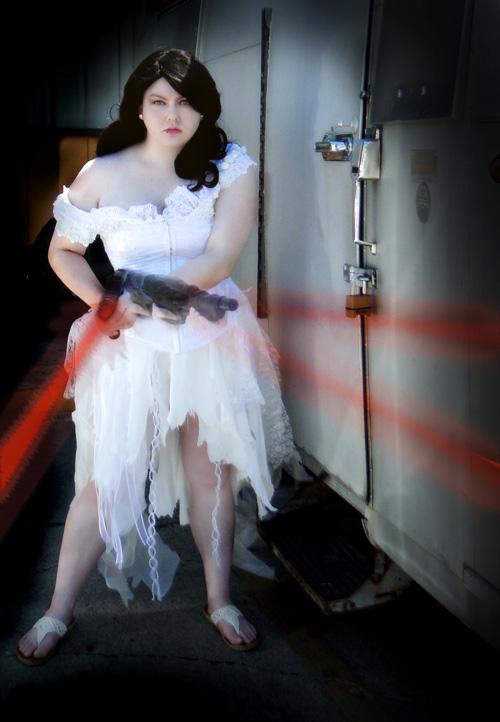 Princess Vespa from Spaceballs Cosplay