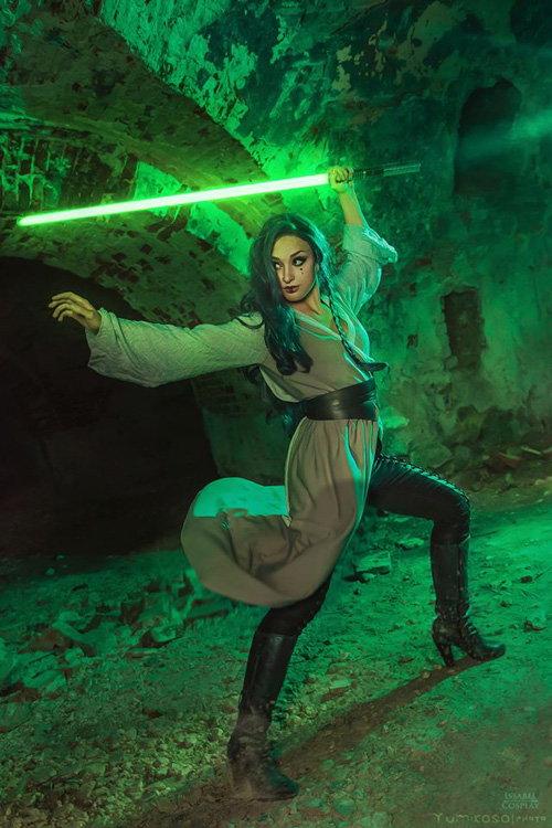 Jedi Star Wars Cosplay