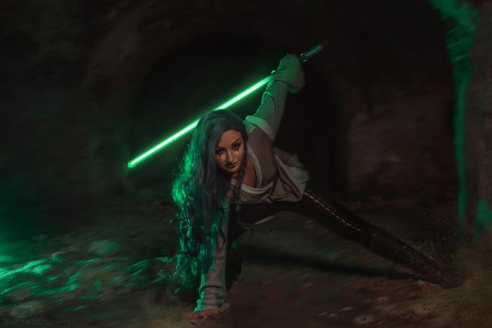 Jedi Star Wars Cosplay