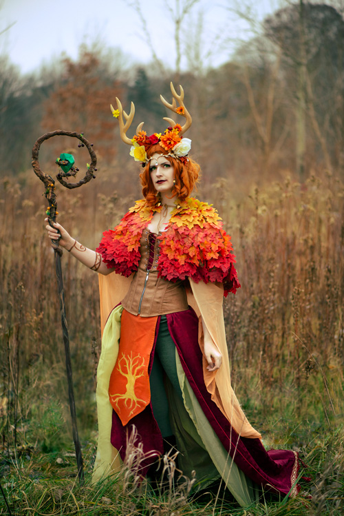 Keyleth From Critical Role Cosplay A page for describing characters: geek x girls