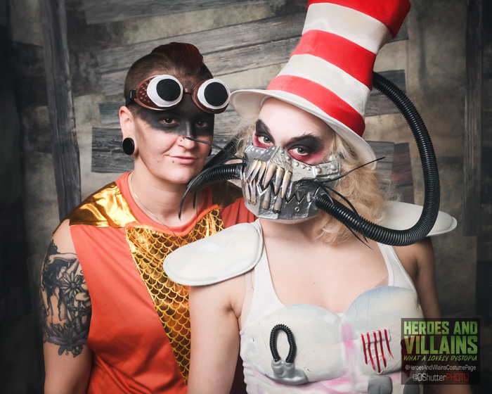 Mad Max Dr Seuss Cosplay