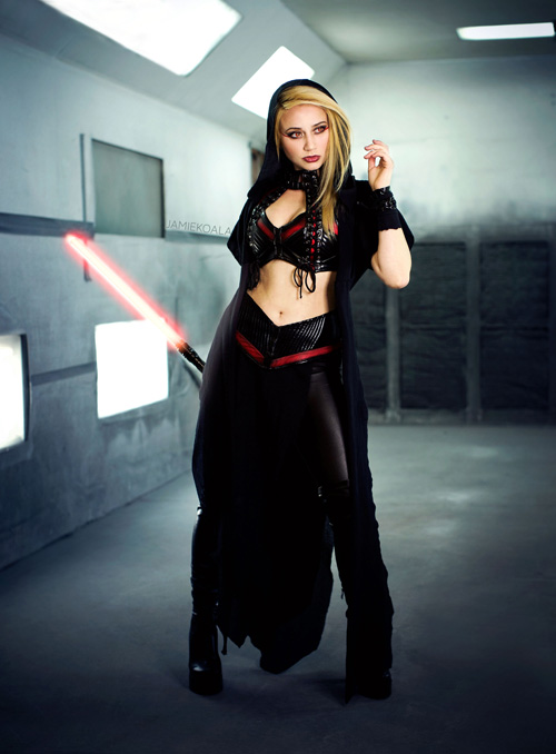 Sith from Star Wars Cosplay