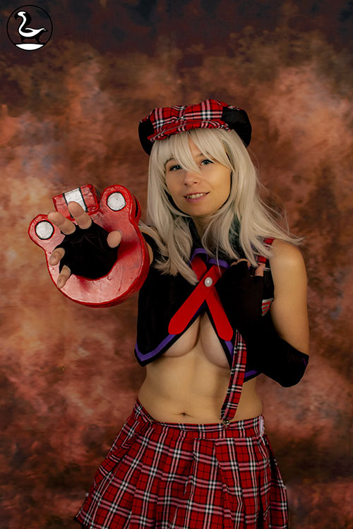Alisa from God Eater Cosplay