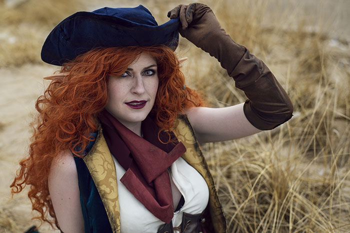 Avantika from Critical Role Cosplay